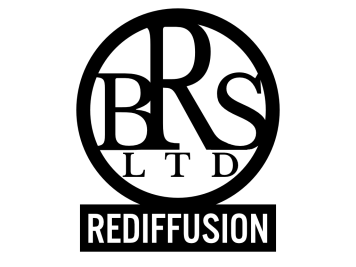 Broadcast Relay Services Ltd, trading as Rediffusion (recreation of symbol)