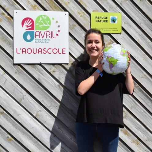 Luce Palominos - Coordinatrice internationale