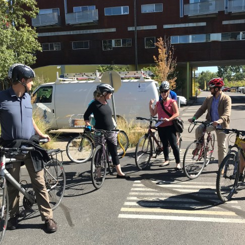 Bike Tour Taxi Stop & Talk