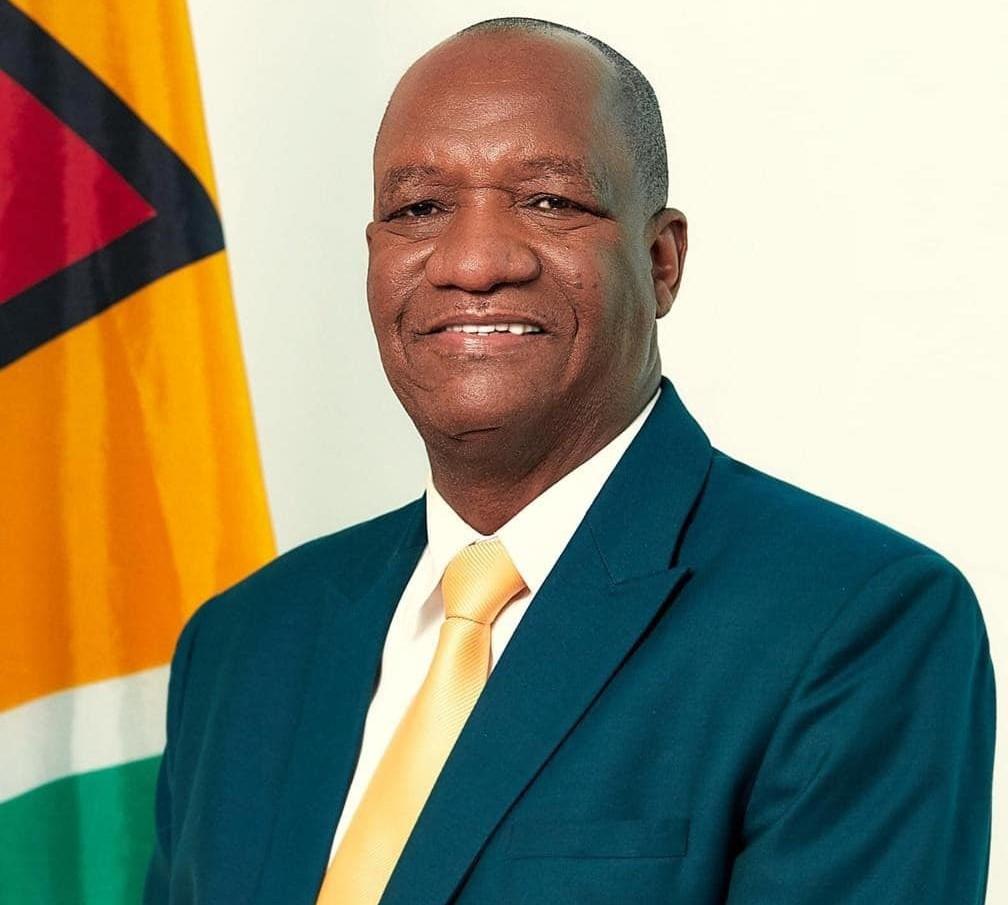 Leader of the Opposition, Hon. Joseph Harmon