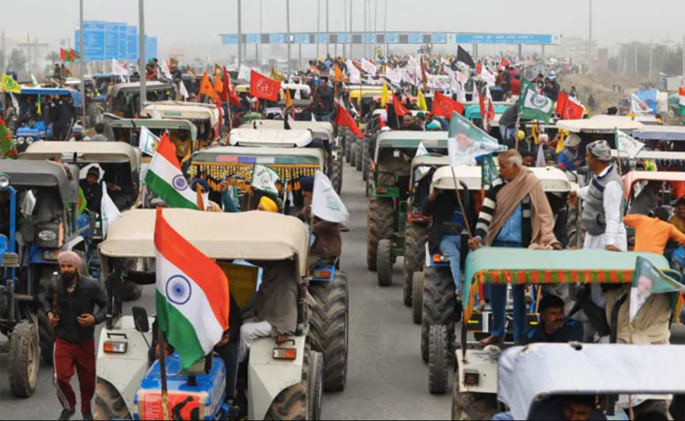 Farmers all set for Tractor Parade on January 26
