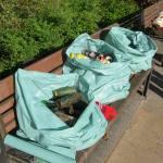 Ramassage urbain de déchets