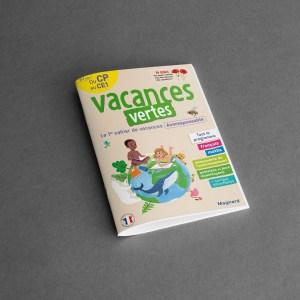 Cahier de vacances écolo CIE CP-CE1
