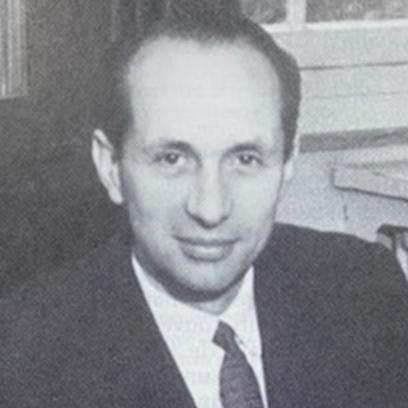 Portrait de Louis Cros