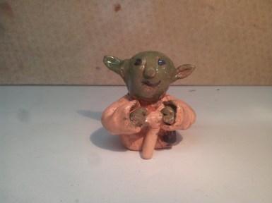 Yoda en couleur