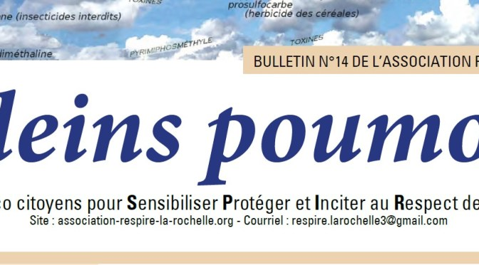 Le Journal: A pleins POUMONS