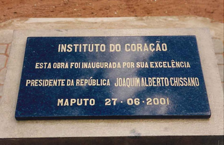The Institute was inaugurated in 2001