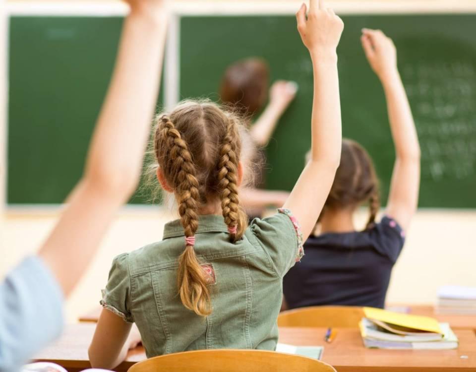 L'école pour les enfants atopiques