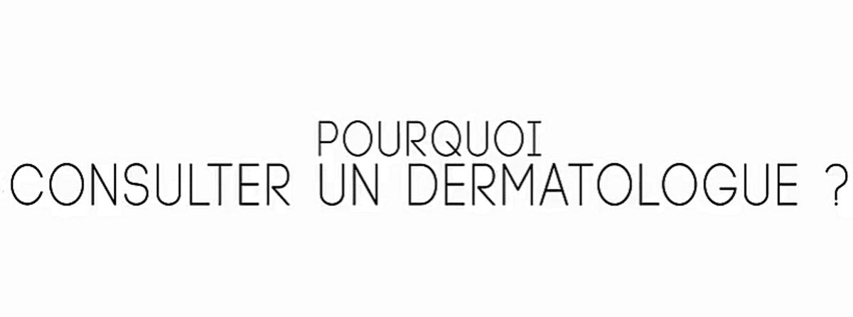 Dermatite atopique et dermatologue