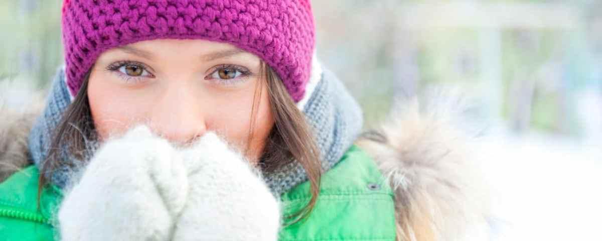préparer sa peau au froid