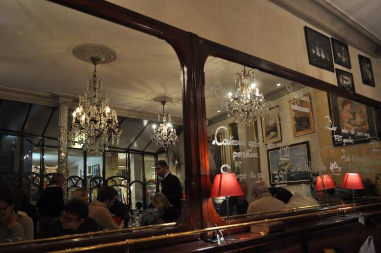 Restaurant le Passage Saint-Michel