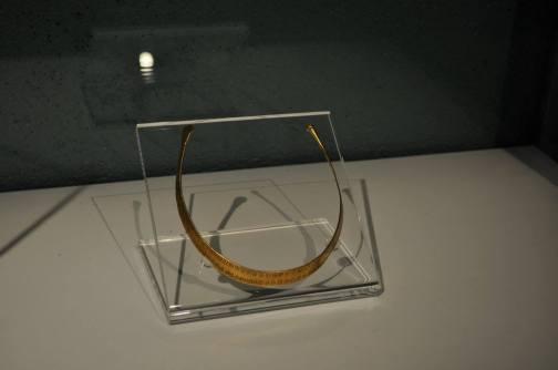 Torque en or (300 av. J.-C.) - Musée d'Aquitaine