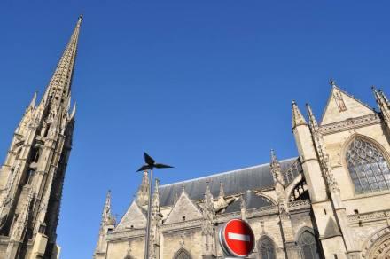 Basilique Saint-Michel et Flèche Saint-Michel