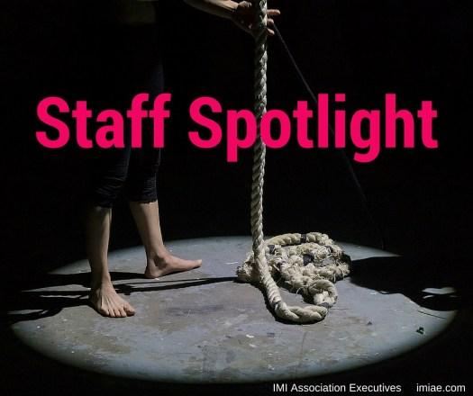 Staff spotlight