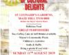 Garden Full of Cultural Delights - Sunday 11th August