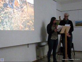 Sarah Benedetti e Stefano Sorcinelli