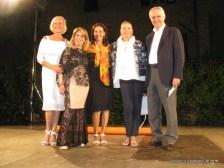 Therry Ferrari, Nuccia Martire, Susanna Polimanti, Nunzia Luciani, Fabio Corvatta
