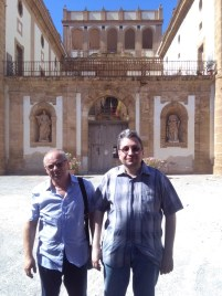 BAGHERIA (PA) - Palazzo Aragona Cutò - Elvio Angeletti ed Emanuele Marcuccio