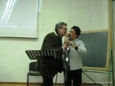 Oscar Sartarelli e Amneris Ulderigi