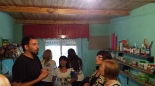 """Fernando """"el Tano"""" ci spiega il funzionamento della loro attività"""
