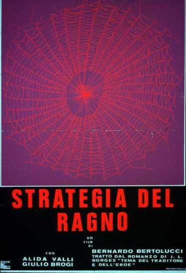 La strategia del ragno (1972)