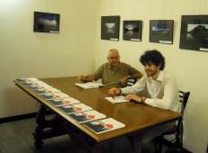Sergio Vaccaro e Omar Colombo