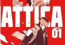 Finalmente ATTICA: il 22 novembre Giacomo Bevilacqua da Antani Comics