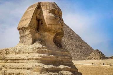 Sphinx Egypte conférence Guid'z