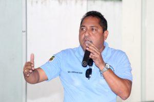 Major Adriano Reis - Foto AssCom/Assomise