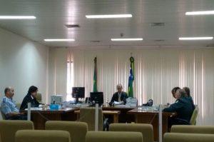 O coronel Andrade foi absolvido por unanimidade (Foto: Portal Infonet)