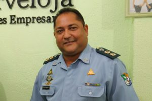 Tenente Coronel Adriano Reis