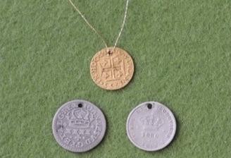 O amuleto dos três vinténs – 2