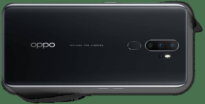 OPPO A5 2020 Smartphone Color - Black