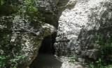 Entrance to the Ice Cave. (c) 2015 J.S.Reinitz