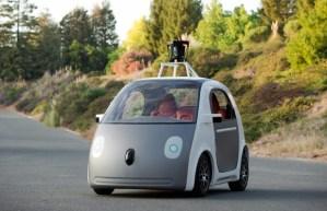 How does Google car work?