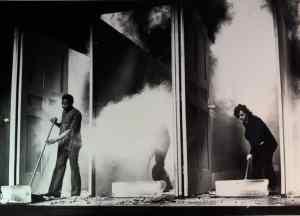 Mise en scène de Claude Régy, fonds Bernard Dort