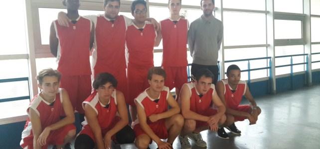 Finale Championnat CHALLENGE AS Basket