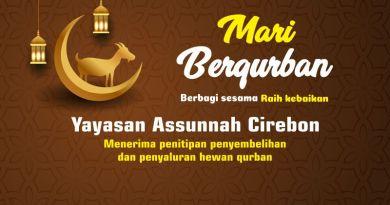 Penerimaan dan Penyaluran Hewan Qurban 1441 H