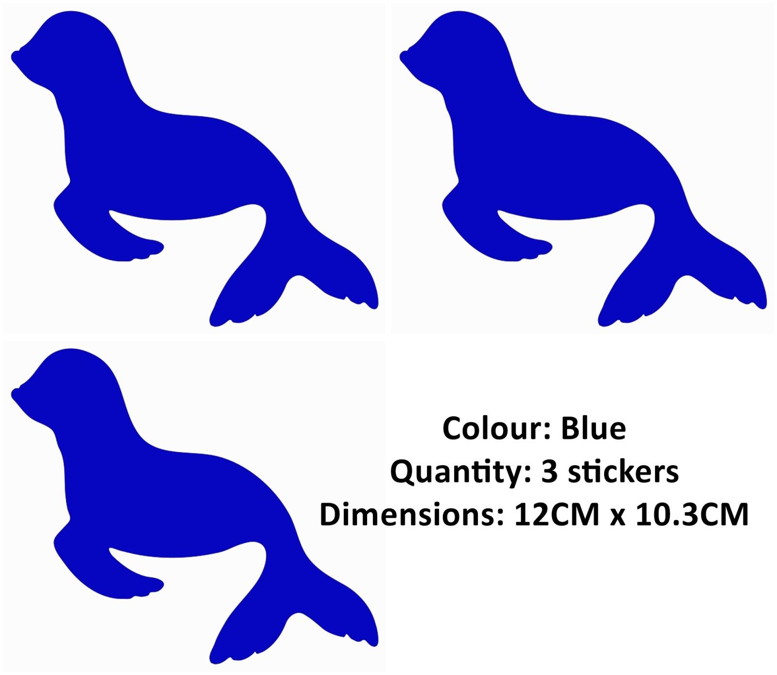 Seal Sealion Sticker Decal