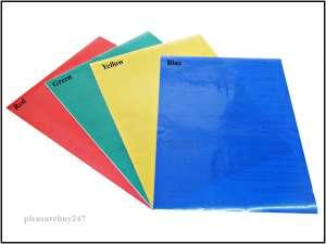 Colored Transparent