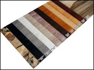 Self Adhesive Wood Wood Vinyl