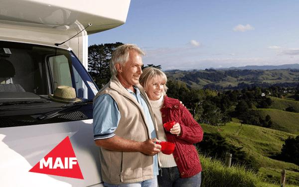 assurance camping-car Maif