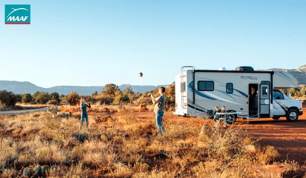 Assurance camping-car Maaf