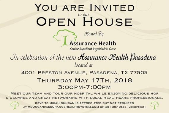 Assurance Health System - Pasadena TX