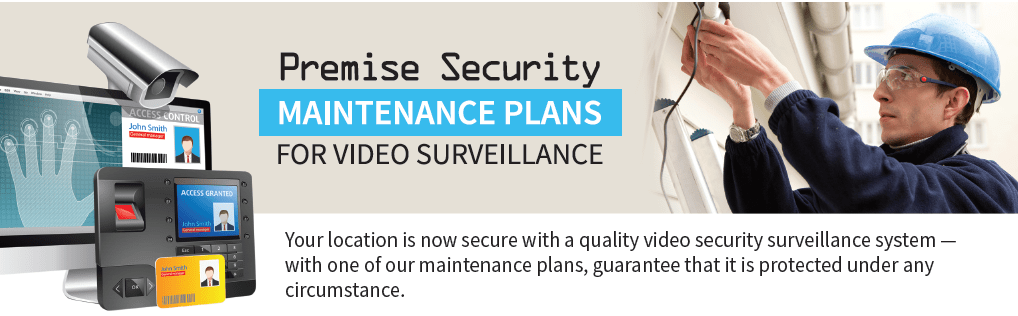 Security Camera Maintenance Plans in Delaware