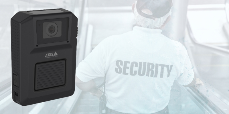 Body Worn Security Camera