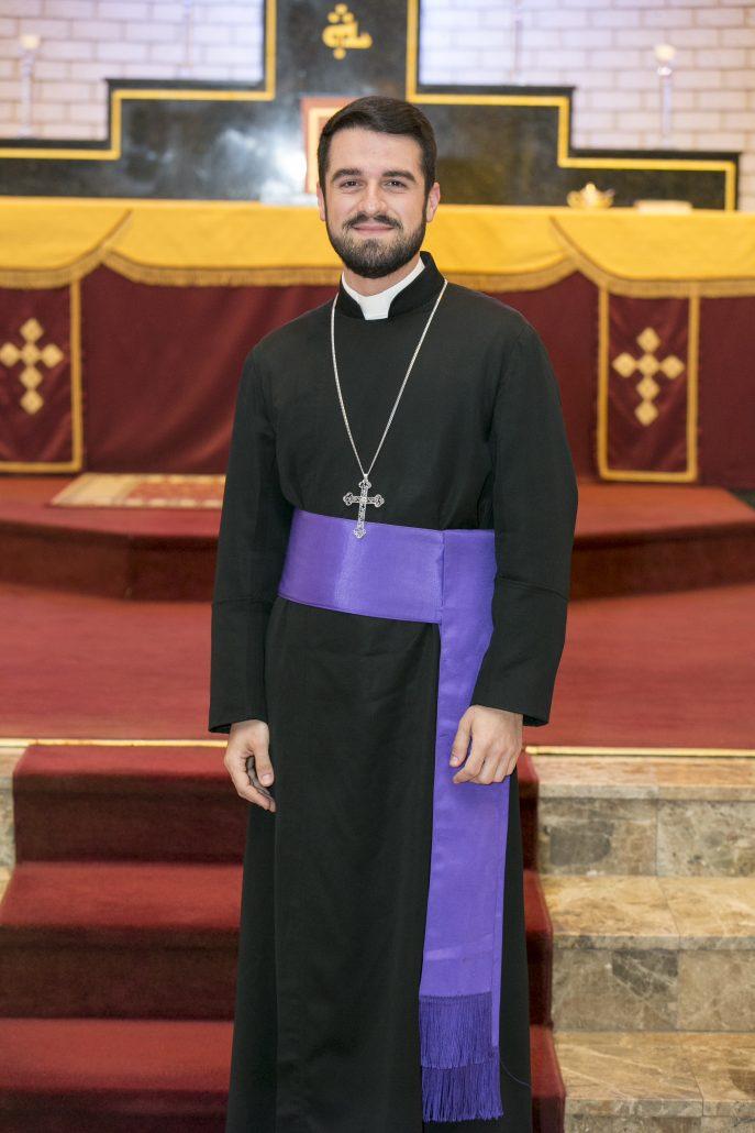 Rev Chorbishop Narsai Youkhanis