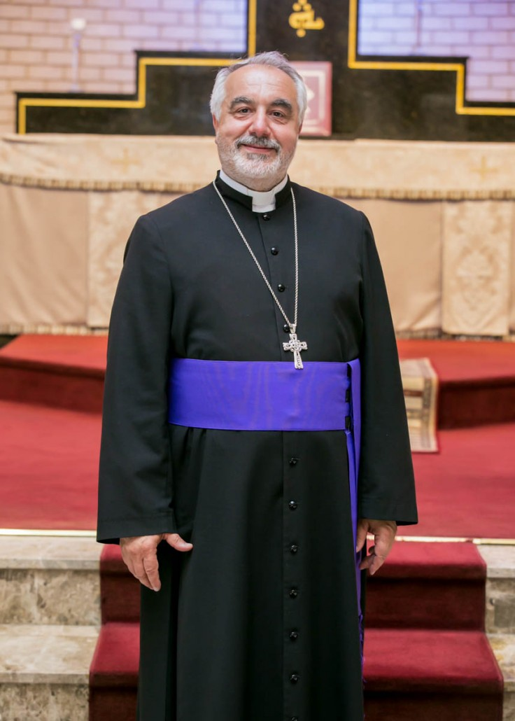 Chor-Bishop Ashoor Lazar