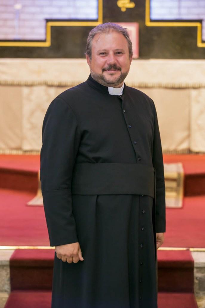 Reverend Benyamin Shlimon