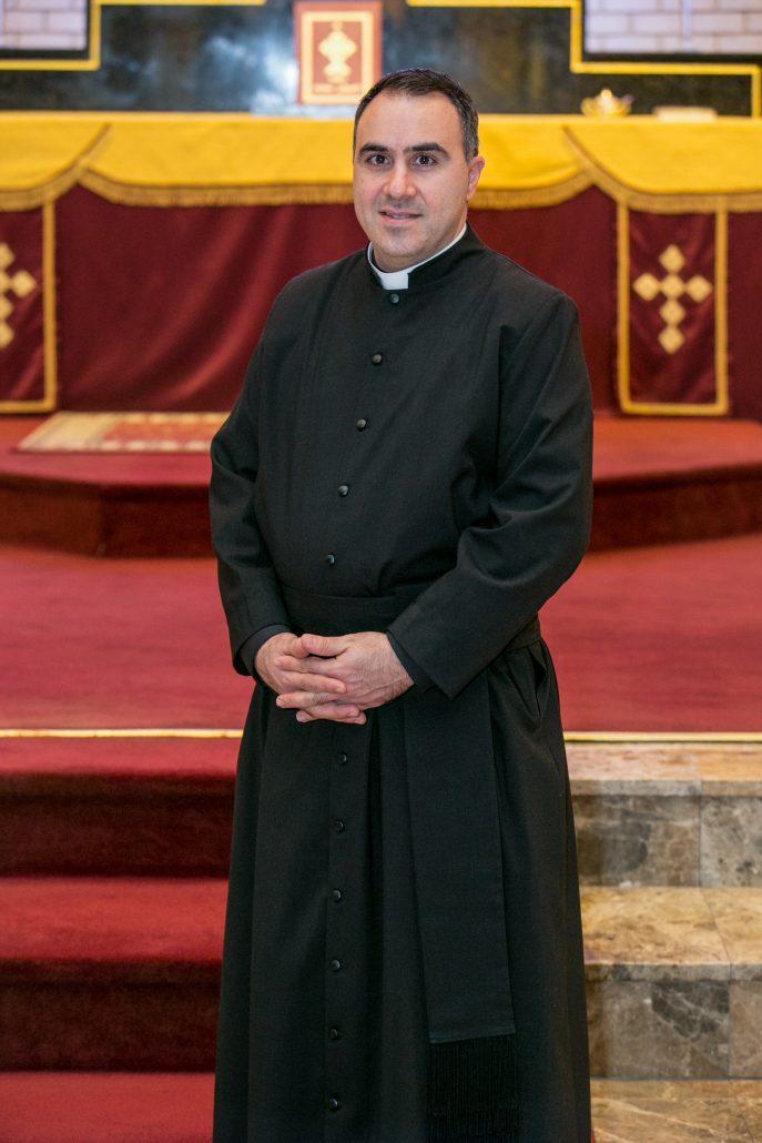Reverend Fr. Neil Makko